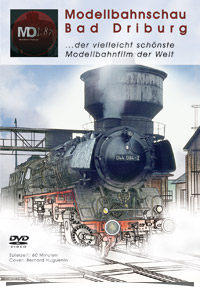 DVD Modellbahnschau Bad Driburg 1